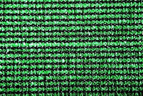 Dewitt Company 12-Feet by 100-Feet Knitted Shade Fabric Roll, Green