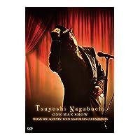 Tsuyoshi Nagabuchi ONE MAN SHOW 初回限定盤(DVD)