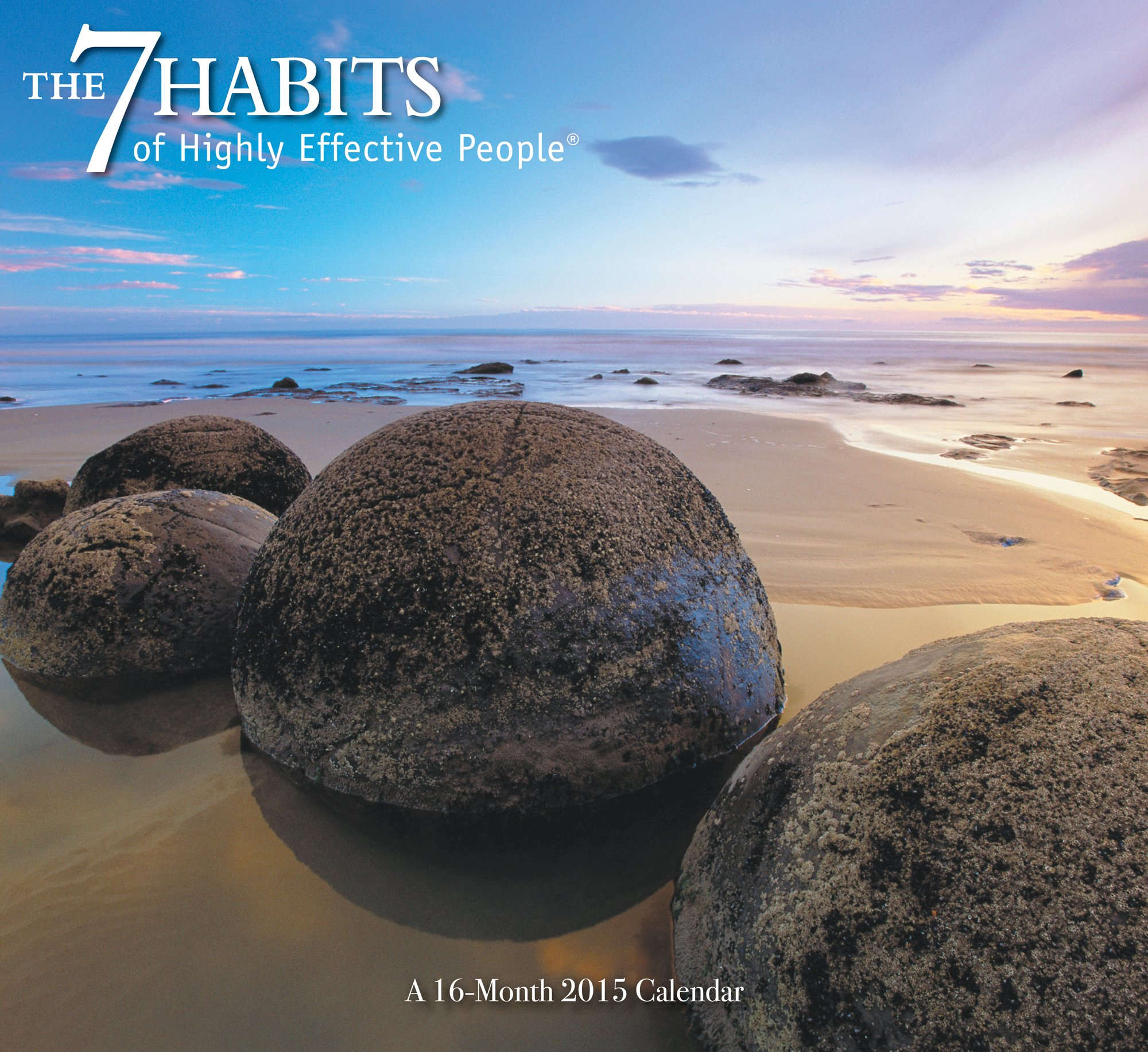 Download The 7 Habits of Highly Effective People Wall Calendar (2015) pdf epub