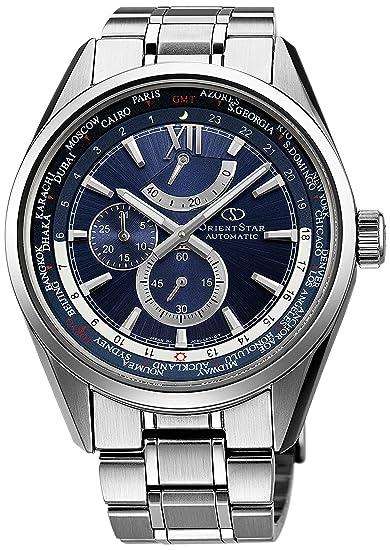 52245a498b [オリエント]ORIENT 腕時計 ORIENTSTAR オリエントスター ワールドタイム 機械式 自動巻き (手