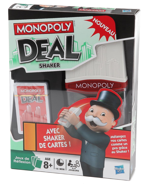 Parker Hasbro 17831010 - Juego de cartas Monopoly Deal ...