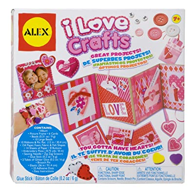 ALEX Toys Craft I Love Crafts: Toys & Games