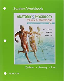 Anatomy physiology for health professions plus mylab health workbook for anatomy physiology for health professions fandeluxe Images