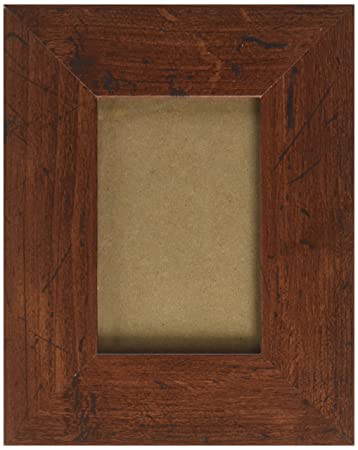 craig frames fm74dkw 11 by 14 inch rustic photo frame smooth grain finish