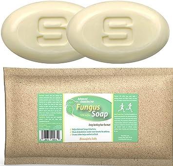 Tinea Versicolor Soap - 2 Pack - Anti-fungal 10% Sulfur