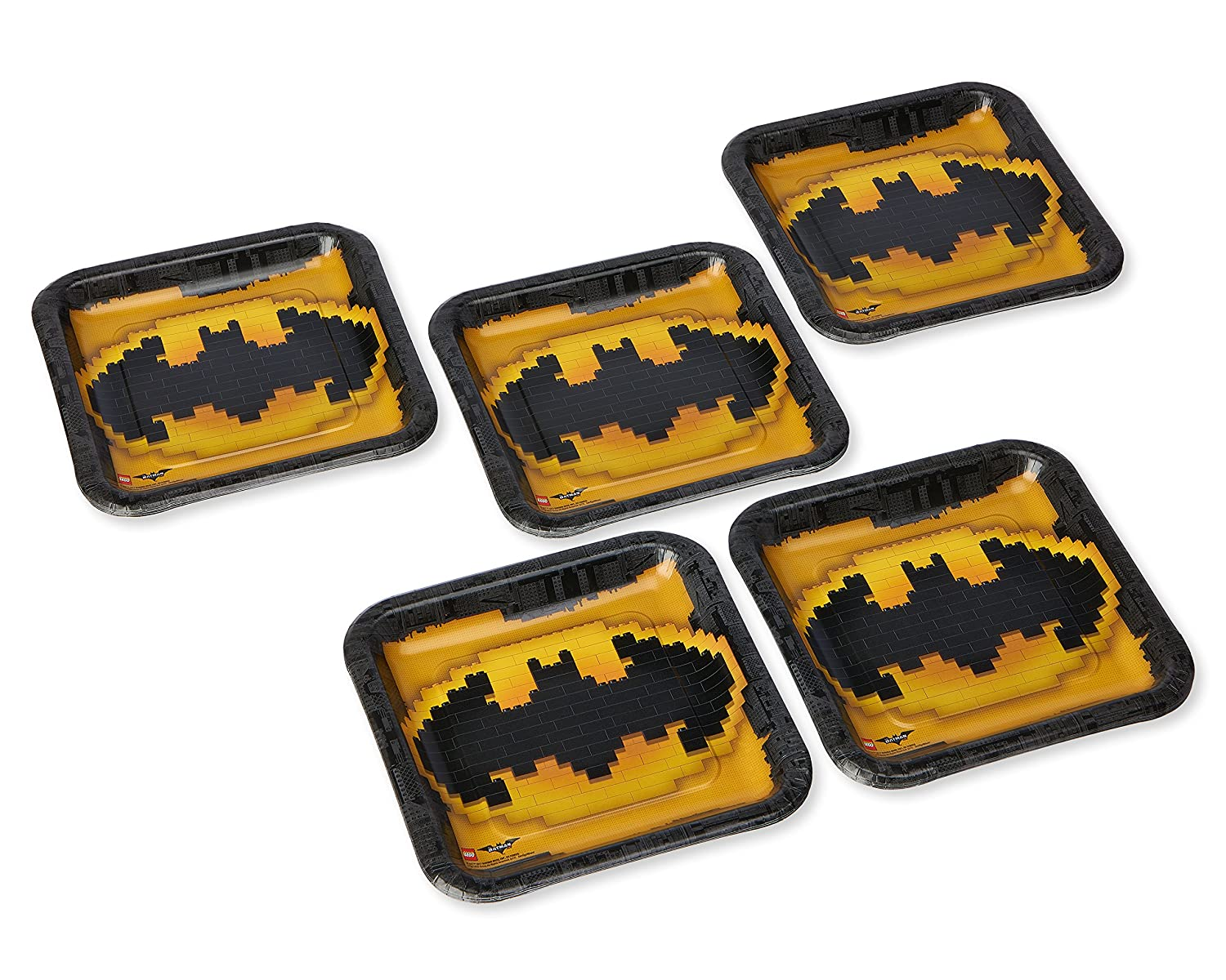 Lego Batman 16 oz Plastic Party Cup 12-Count American Greetings- Toys 5951856 American Greetings