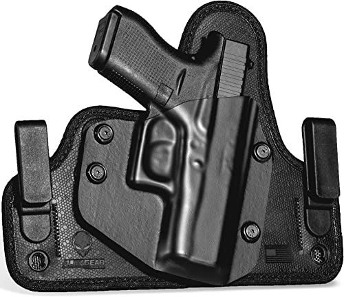 Alien Gear Cloak Tuck 3.5 IWB Holster for Concealed Carry - Custom Fit to Your Gun (Select Pistol Size) - Right or Left Hand - Full Cant and Ride Height...