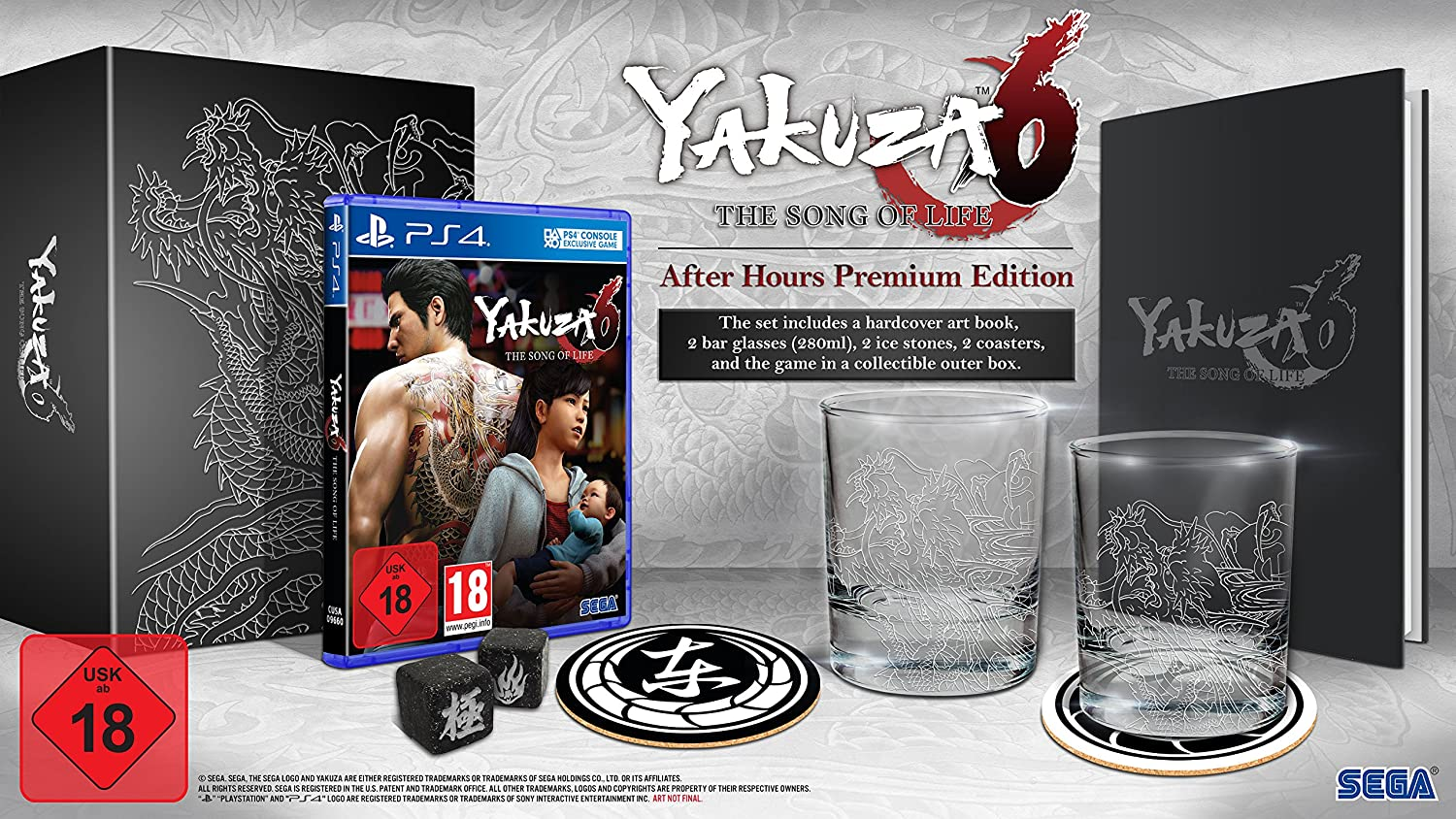 Yakuza 6: The Song of Life - After Hours Premium Edition ...