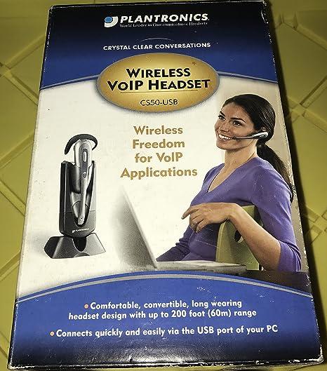 Plantronics CS50 Wireless Headset