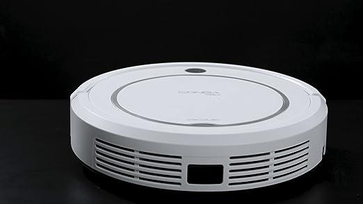 Cecotec Robot Aspirador Conga Serie 750. 800 Pa, Navegación Inteligente iTech Easy, Aspira, Barre, Friega y Pasa la Mopa, 90 min Autonomía