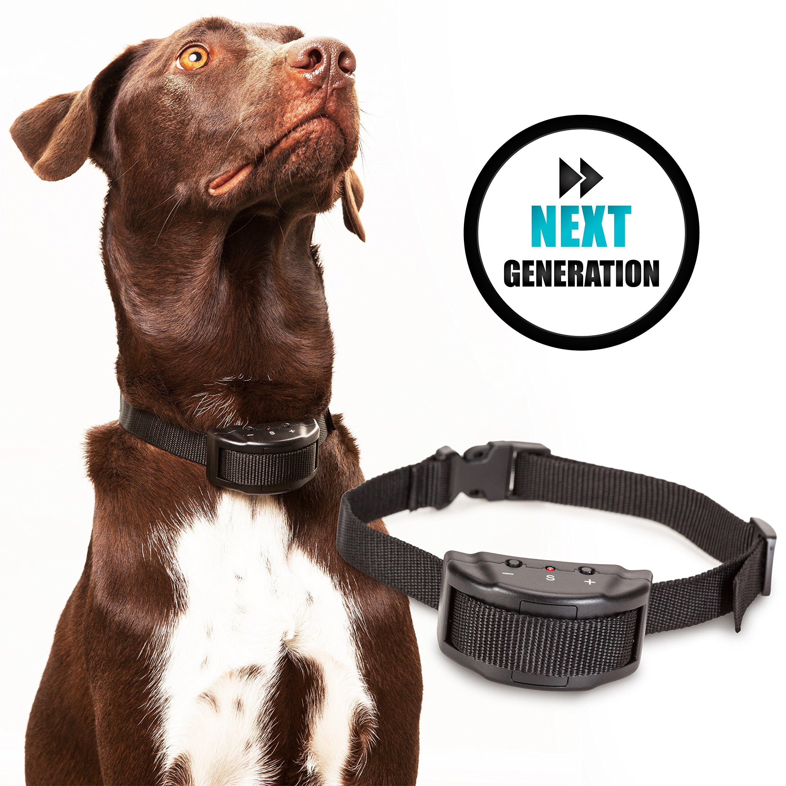 Makony Next Generation No Bark Collar Dog Training System Anti Bark Collar Co
