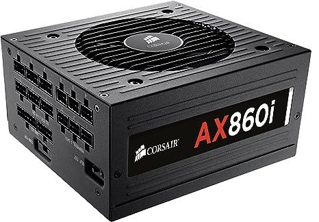 Corsair AX860i 80Plus Platinum - Fuente de alimentación para ebook ...
