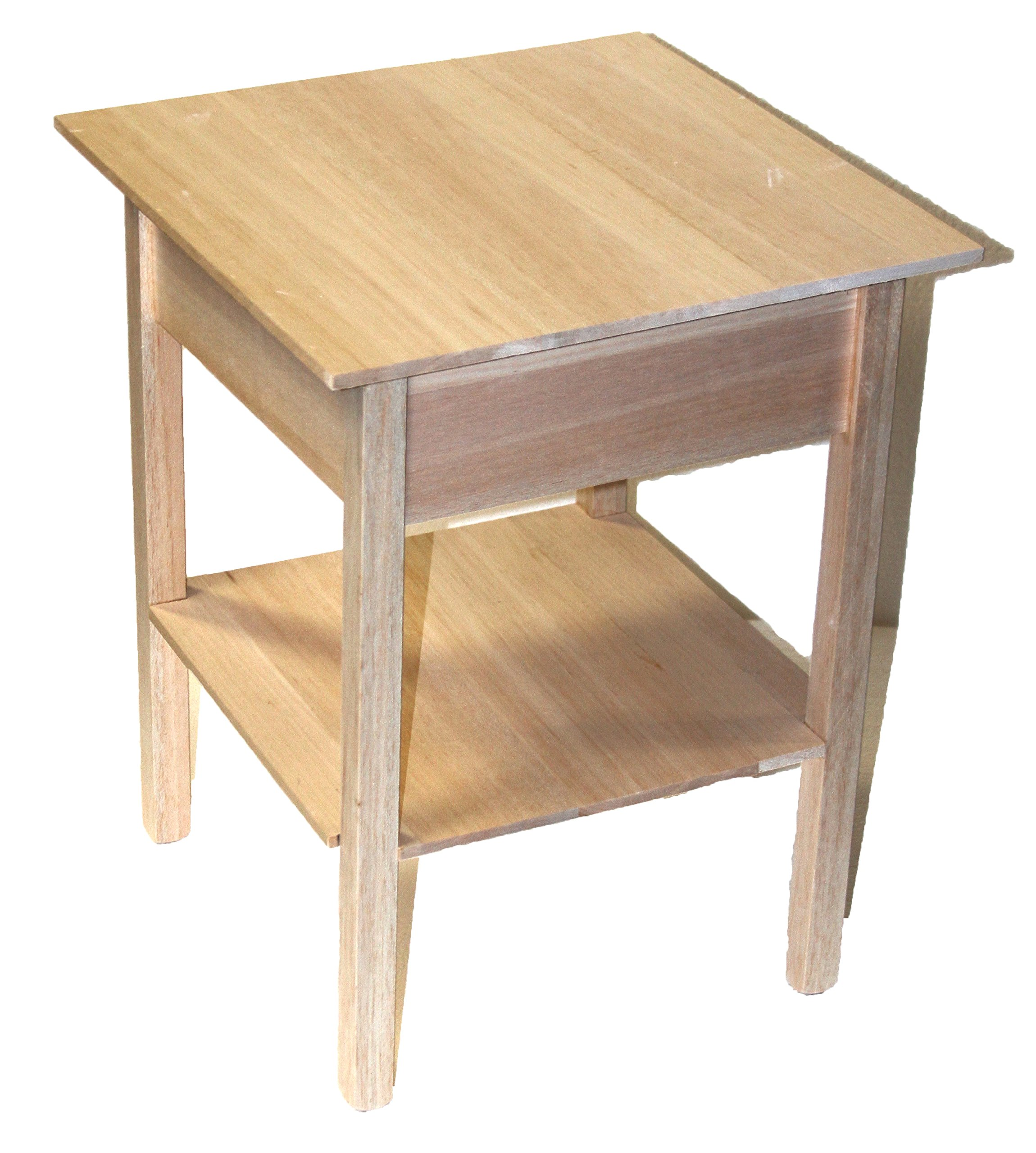 Balsa Breakaway End Table