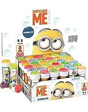 Unbekannt DULCOP Seifenblasenblase 60 ml + Spiel Geduld Les Minions, R42-470-36-HNB-DMMT, Mehrfarbig