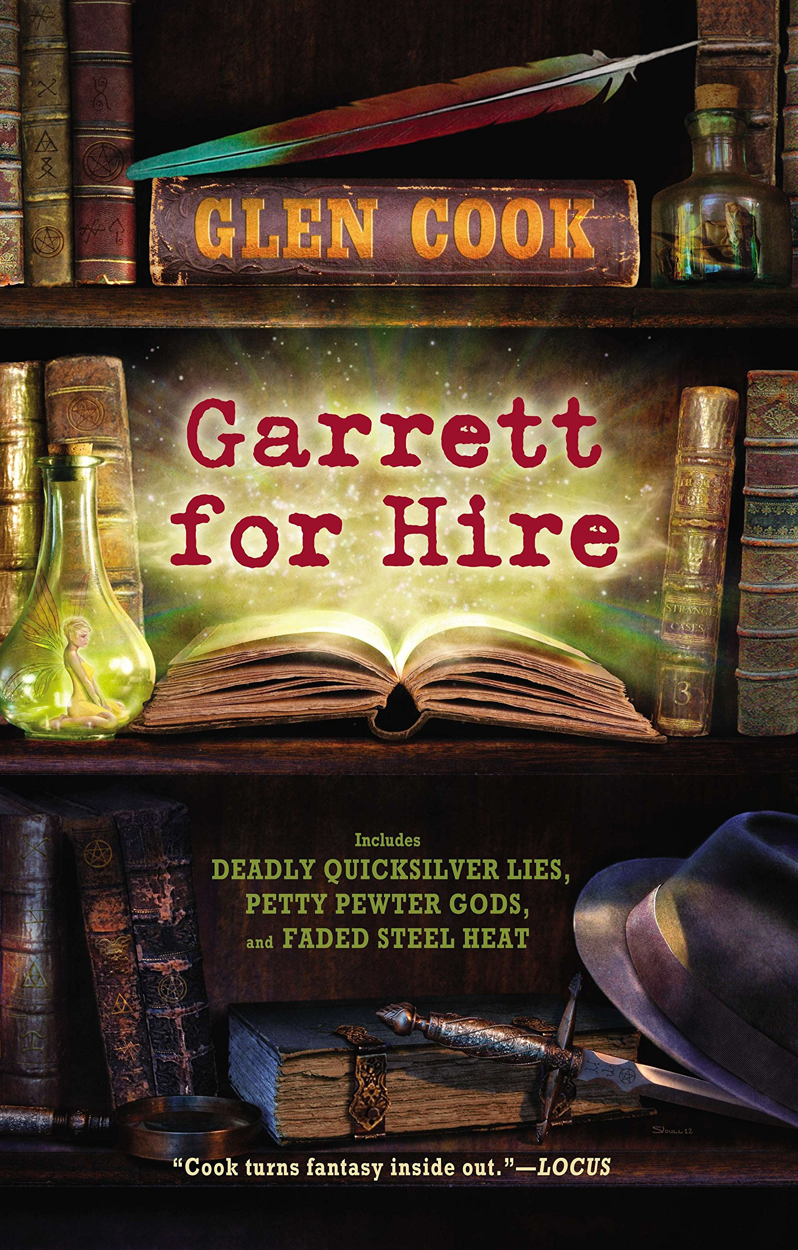 Garrett for Hire (Garrett, P.I.) ebook