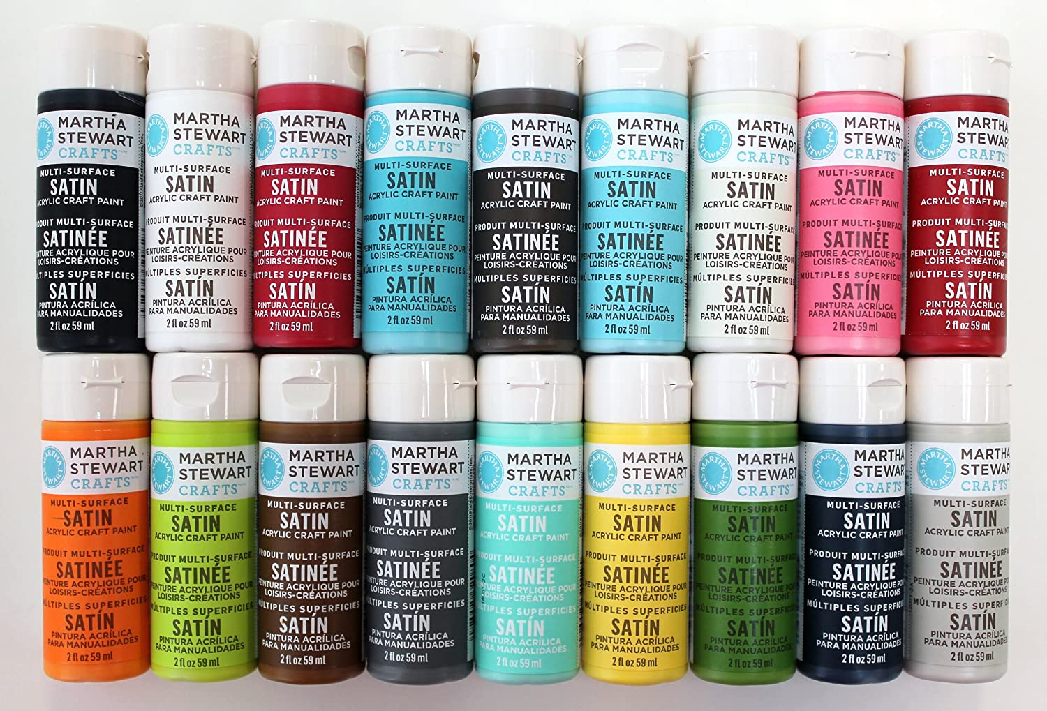Acrylic paints: types and benefits 6