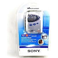 Sony WM-FX290W Walkman AM/FM/Weather Radio and Cassette Player