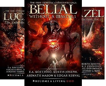 Belial become a living god