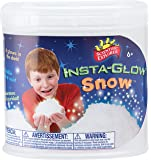 Scientific Explorer Kid Concoctions Grow Glow Snow Science Kit, Multi Color