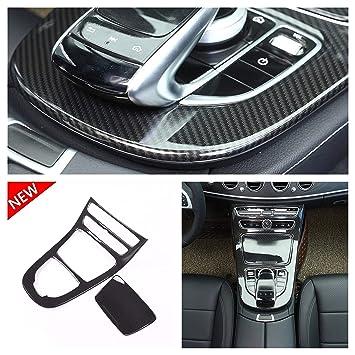 FFZ Parts - Embellecedor para consola central o salpicadero de coche, para Clase E W213 T modelo S213 ALL-Terrain AMG: Amazon.es: Coche y moto