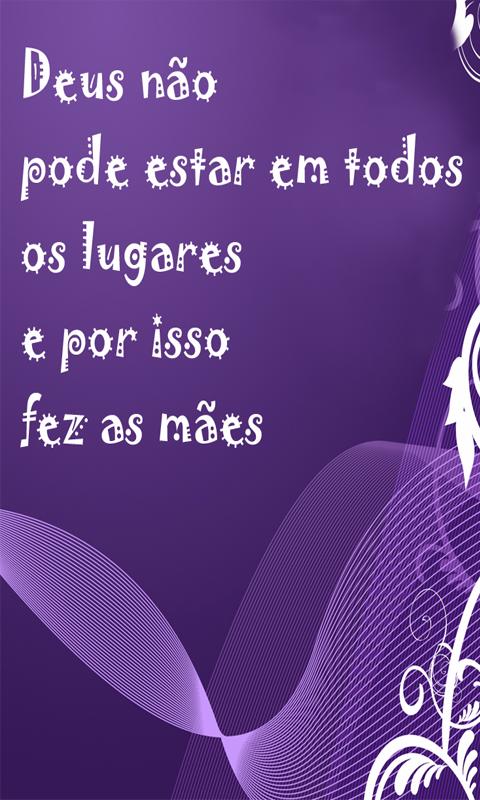 Frases De Feliz Dia Das Mães Cartões E Postais Amazoncombr