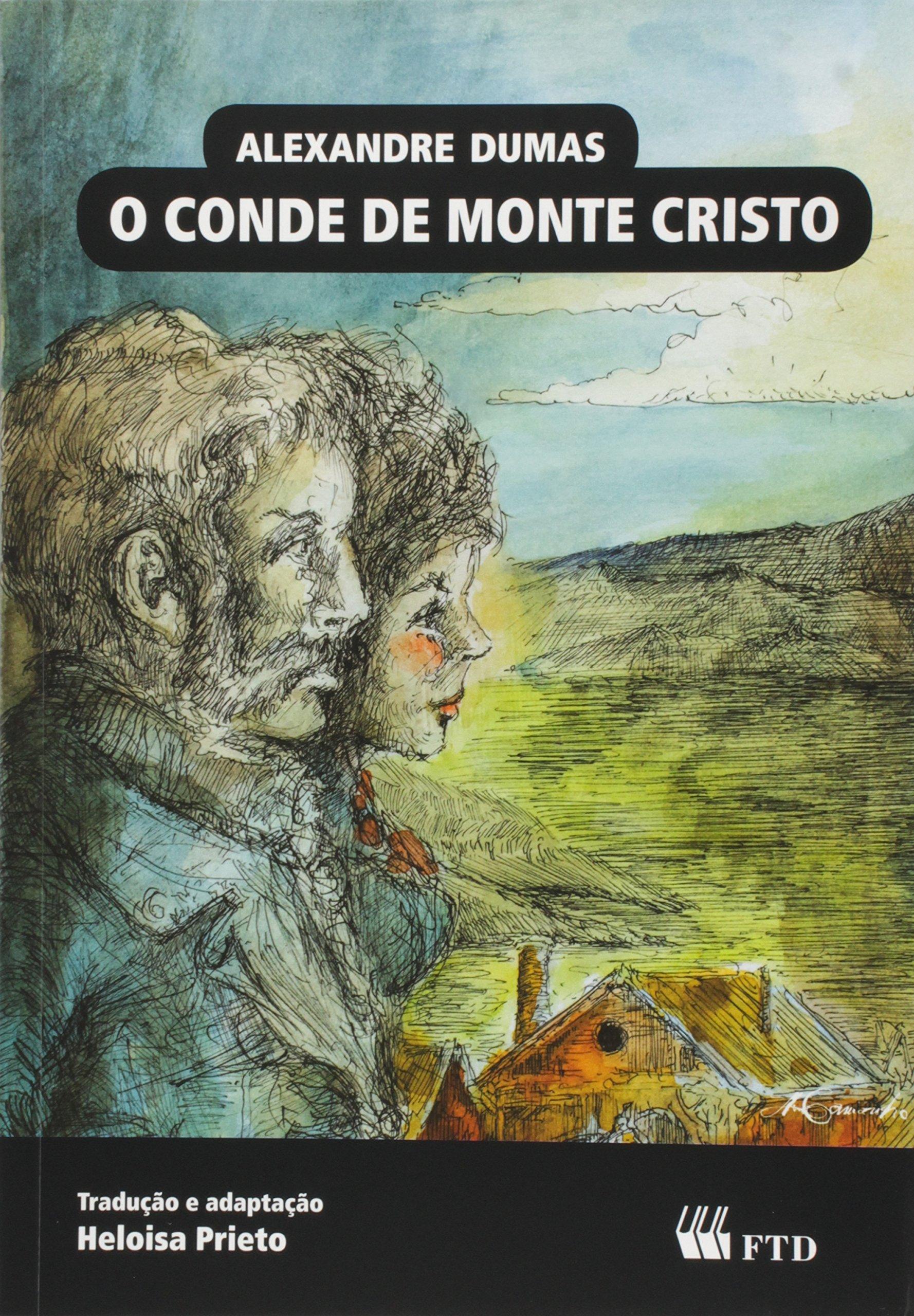 O Conde De Monte Cristo 9788532292506 Livros Na Amazon Brasil
