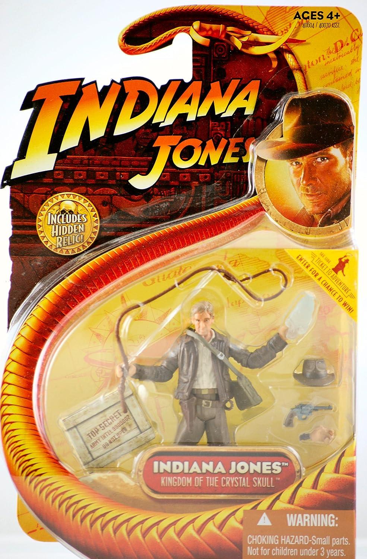 Indiana Jones Figure Kingdom of the Crystal Skull Indiana Jones