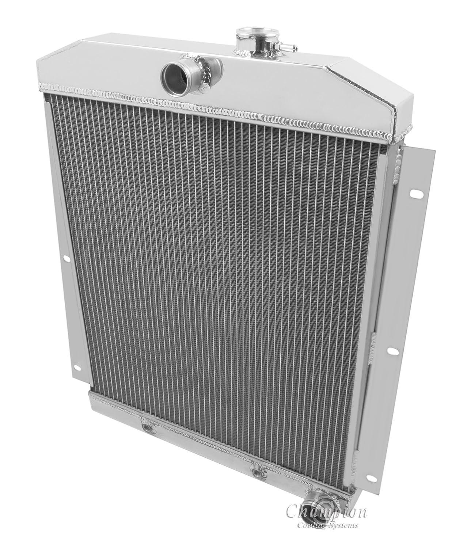 Amazon.com: Champion Cooling, 2 Row All Aluminum Radiator for Chevrolet CK Series, EC5100: Automotive