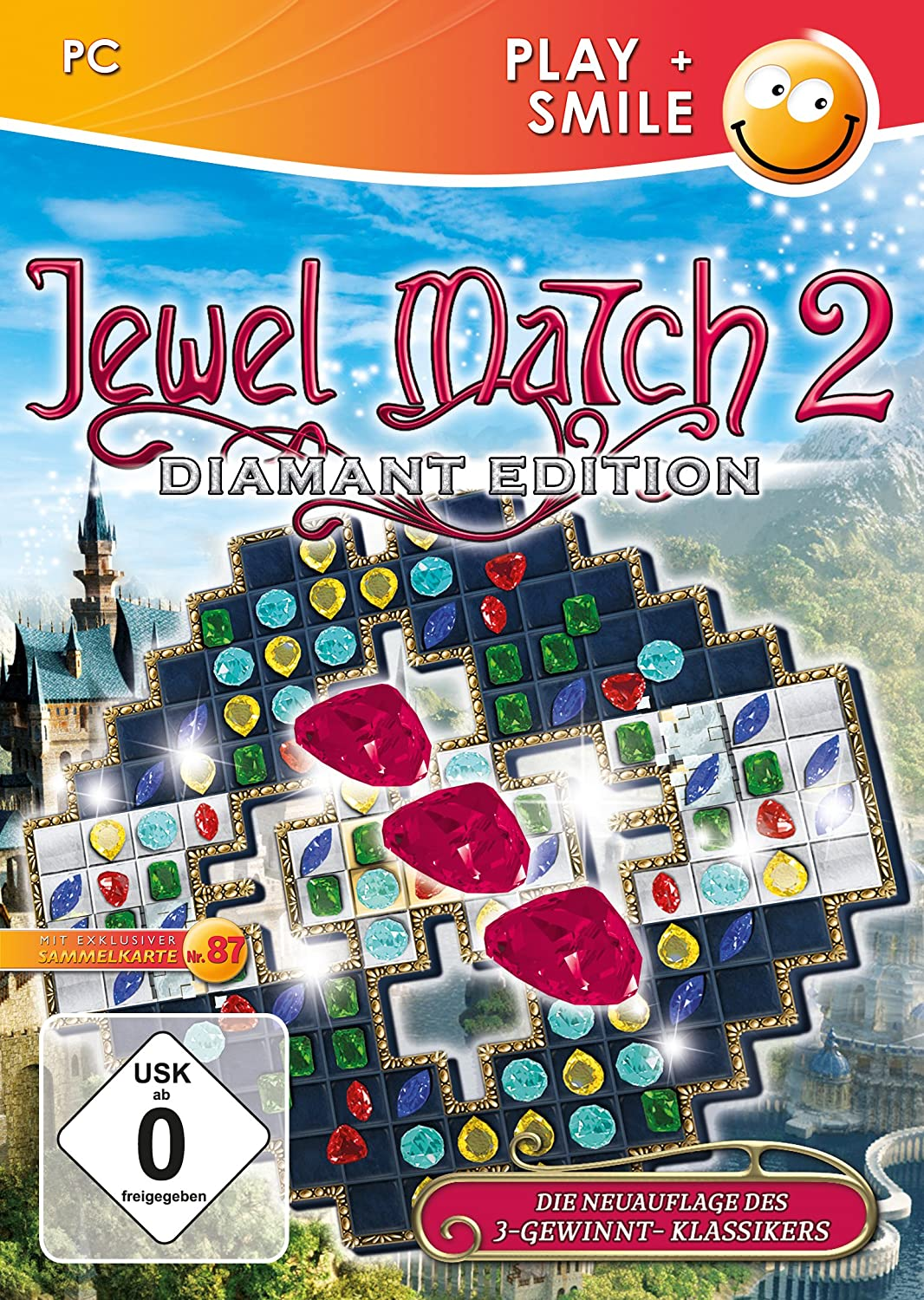 Jewel Match 2: Diamant-Edition [Importación Alemana]: Amazon.es: Videojuegos