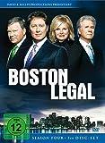 Boston Legal - Season Four [5 DVDs]