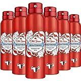 OS - Wolfthorn-spray Body Spray voor Mannen, 150ml, 6 Packs