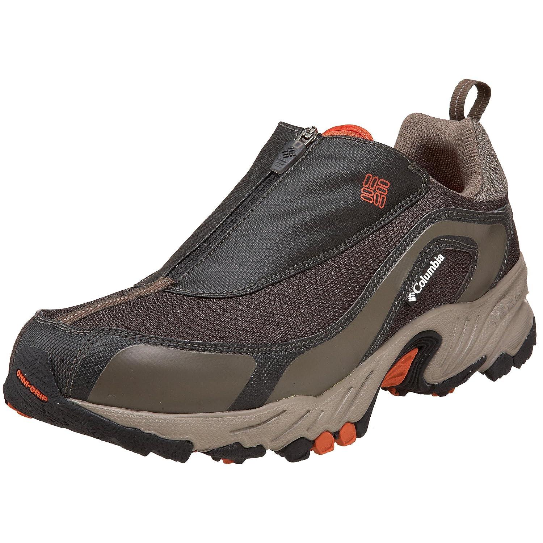 Columbia Men's Mt. Hoody Trail Running Shoe B0032ANQO2 14 D(M) US|Buffalo/Burnt Orange