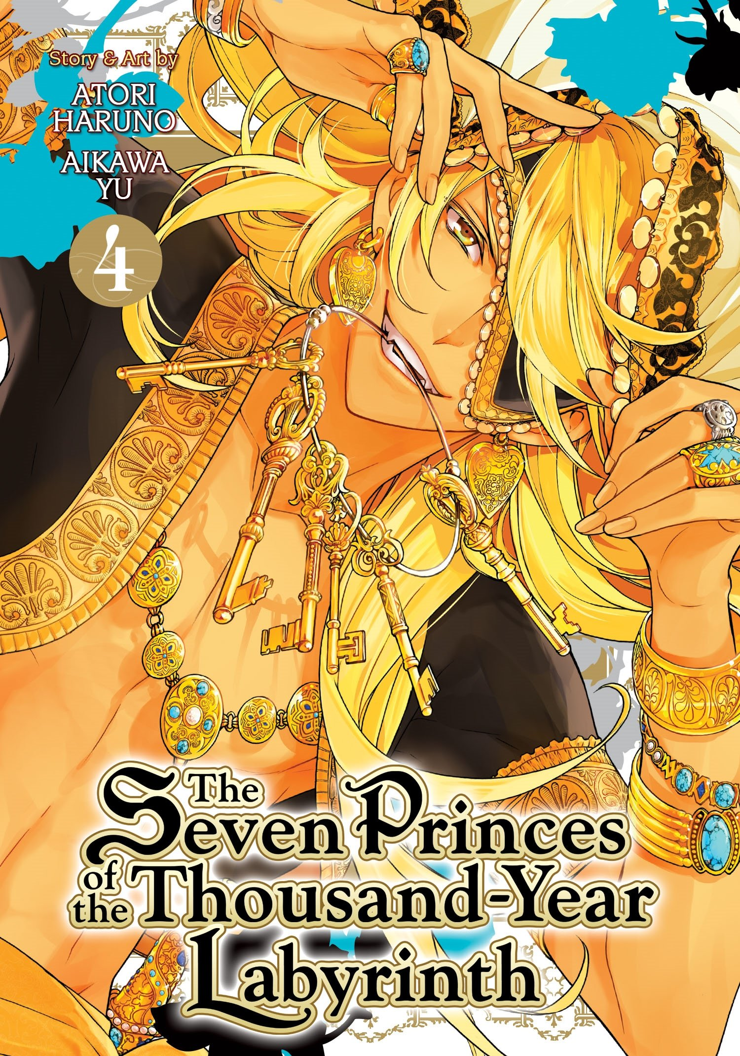 Download The Seven Princes of the Thousand-Year Labyrinth Vol. 4 pdf epub