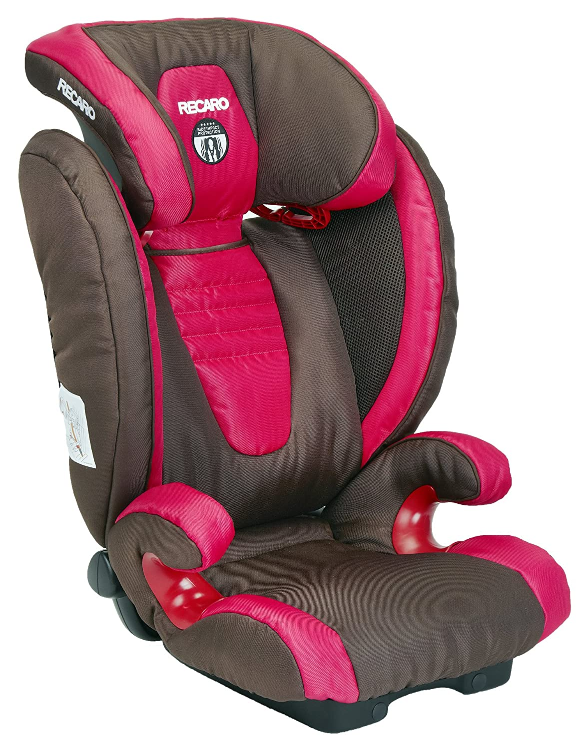 Amazon.com : RECARO ProBOOSTER High Back Booster Car Seat, Hanna (Discontinued by Manufacturer) : Child Safety Booster Car Seats : Baby