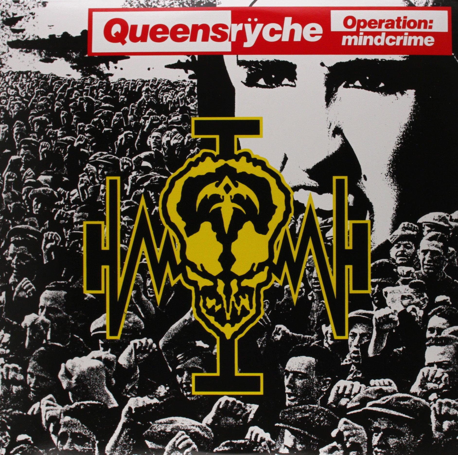 Vinilo : Queensryche - Operation Mindcrime (Limited Edition, 180 Gram Vinyl)