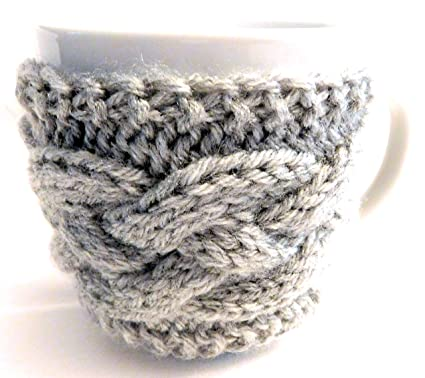 Amazon Integrity Designs Handmade Coffee Cup Sleeve Mug Cozy