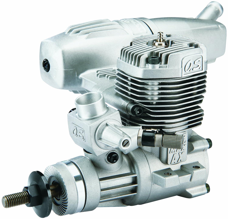 O S Engine 46AX II ABL Engine with E 3071 Muffler