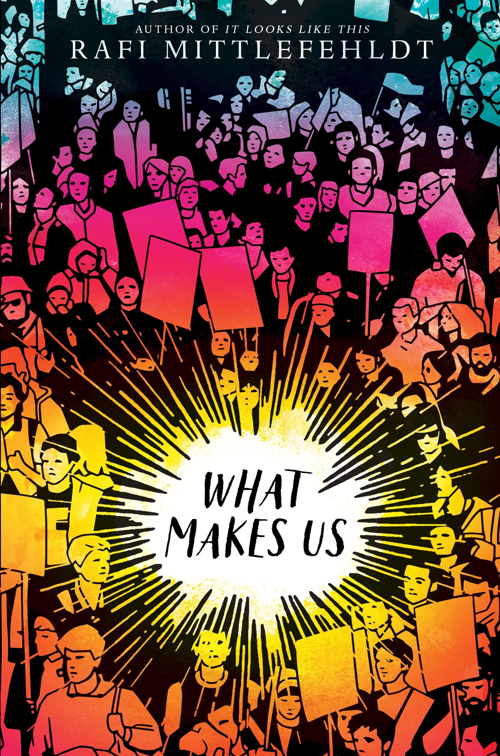 Amazon.com: What Makes Us (9780763697501): Mittlefehldt, Rafi: Books