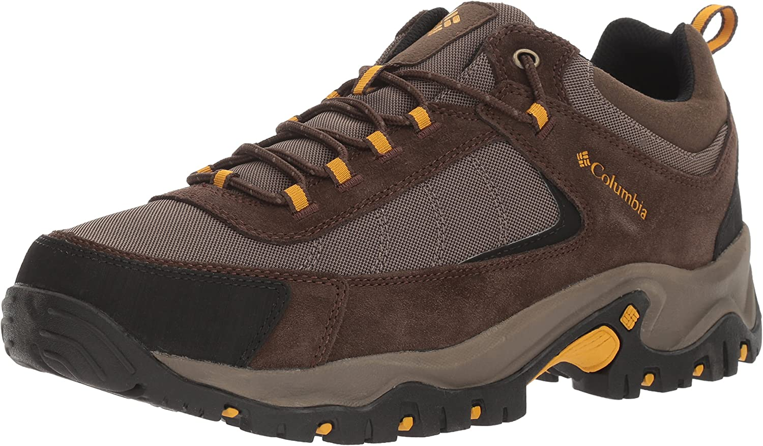 Columbia Men s Granite Ridge Waterproof Boot, Breathable, Microfleece Lining