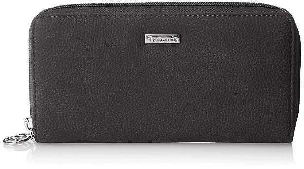 8cb7e3845294 Tamaris Women's Debra Big Zip Around Wallet Wallet
