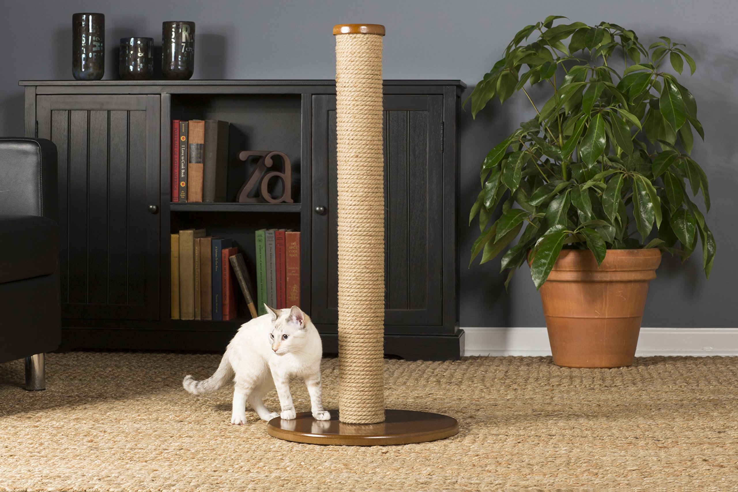 Prevue Pet Products 7100 Kitty Cat Scratcher, Tall, Natural by Prevue Pet Products