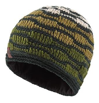 Sherpa Mens Jivan Hat Mewa Green One Size Sherpa Adventure Gear KH1209-217-O cd86ce40b14f