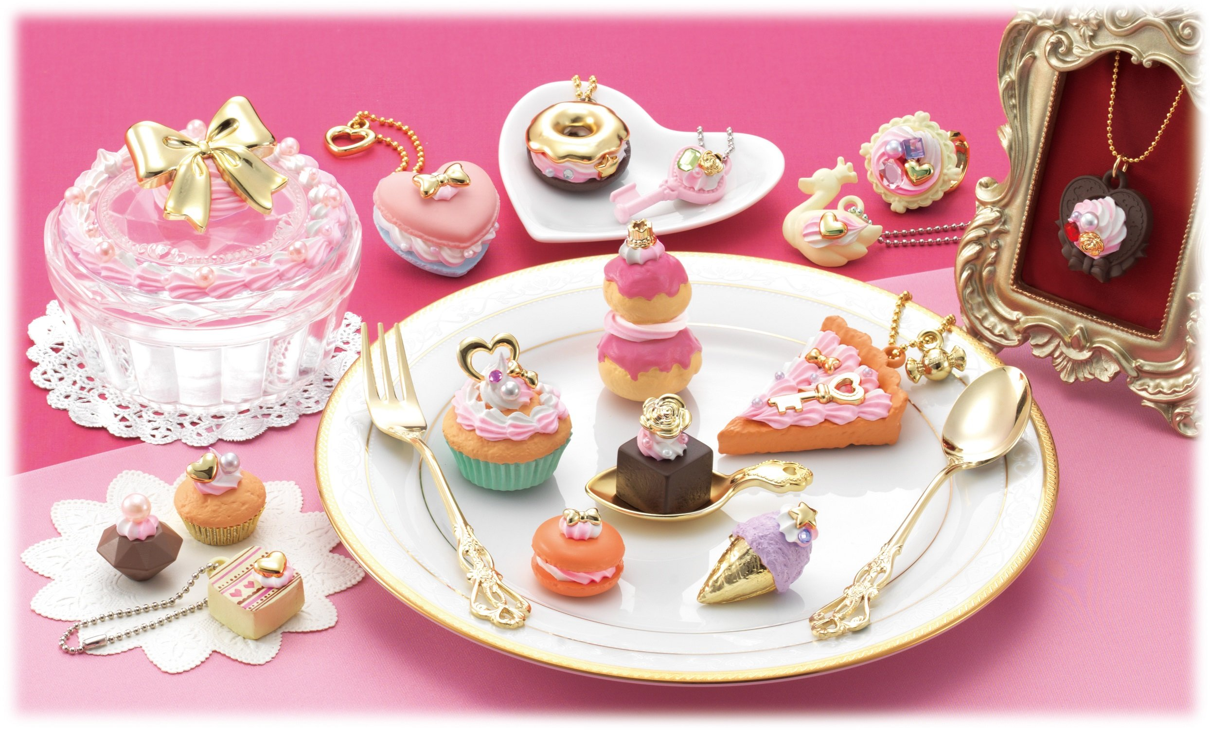 Whipple Sweets Accessory DIY Kit Precious Wa-01 by Epoch by epoch (Image #2)