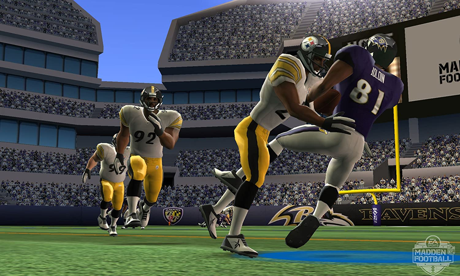 Amazon com: Madden NFL Football 3DS: Video Games