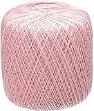 Coats Crochet Aunt Lydia's Crochet, Cotton Classic Size 10, Orchid Pink