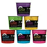 Chef Soraya Plant Based, Vegan, Multi Flavor 2.5oz bowl, 6 pack