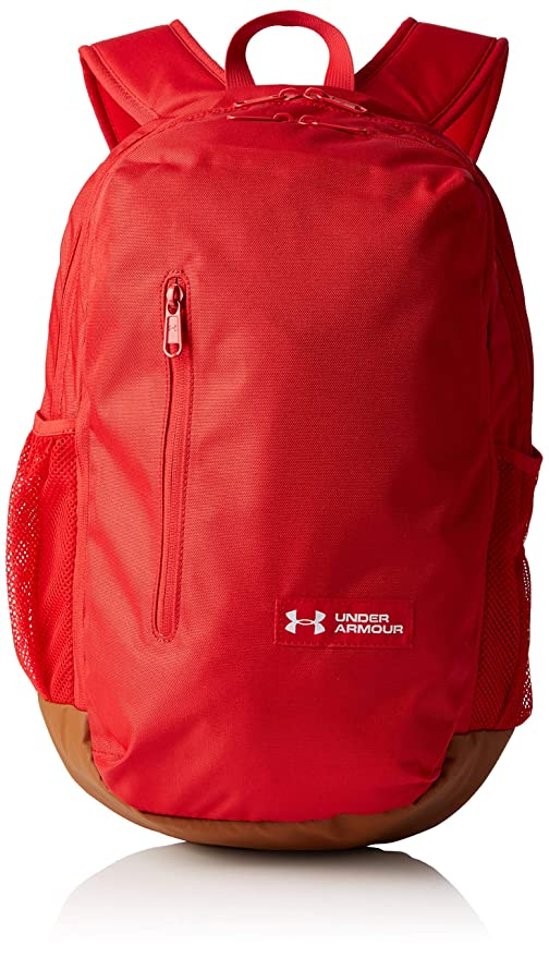 9de2e6d7bf10 Under Armour 56 Ltrs Red Casual Backpack (1327793)  Amazon.in  Bags ...