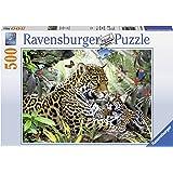 Ravensburger 14486 - Jaguar Nachwuchs