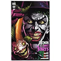 Batman Three Jokers #1 Premium Variant B | Joker Fish (DC, 2020) NM