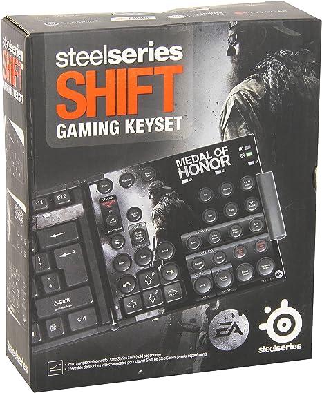Steelseries PN68118 - Extensión para teclado para juego Medal ...